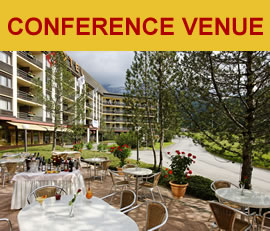 ISPAC 2014 Conference venue: Les Diablerets Geneva Switzerland