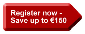 Register and save up to euro 150 at ISPAC 2014.