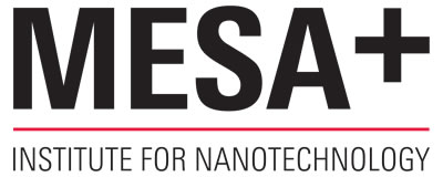 Mesa+ Institute for Nanotechnology - Sponsor of ISPAC 2014