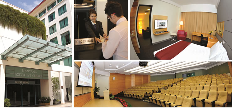 Accommodation for the ISPAC 2016  Conference is the Nanyang Executive Centre (NEC).