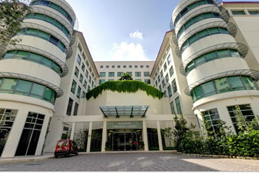 Nanyang Executive Center is the venue for ISPAC 2016.