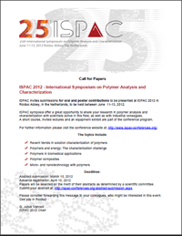 ISPAC 2012 Call for papers