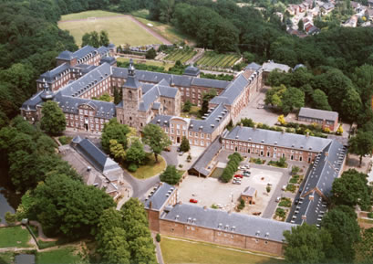 Rolduc Abbey, Kerkrade, Netherlands